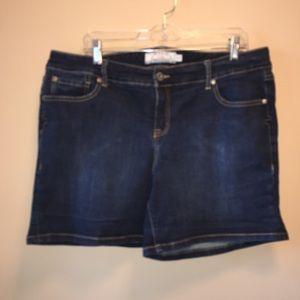 Torrid Denim Jeans Shorts  - Size 18
